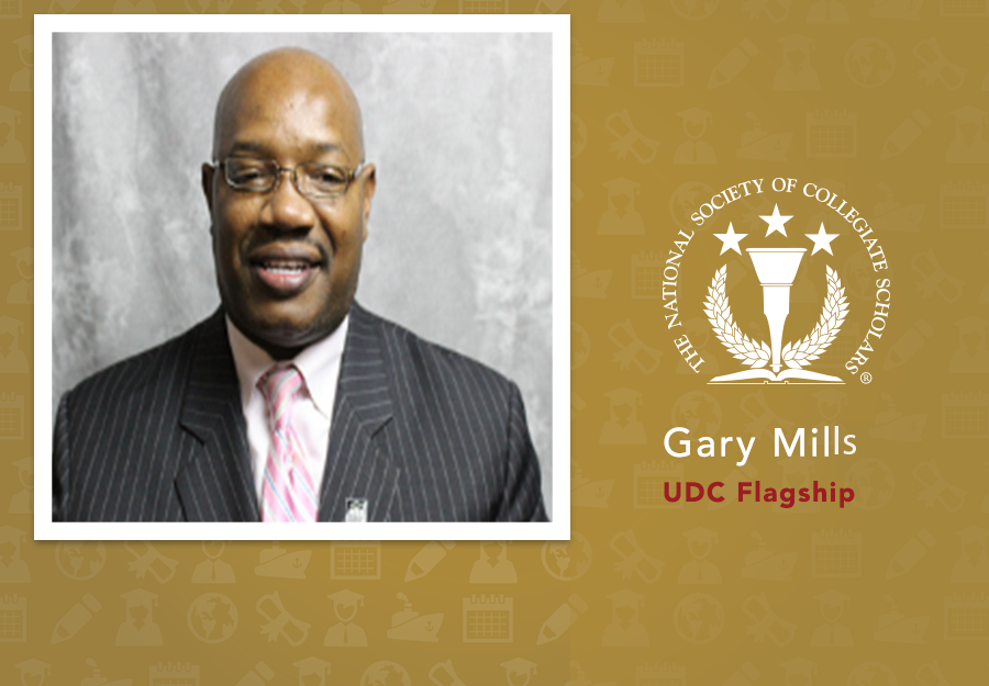 Meet Gary, our Scholar of the Week